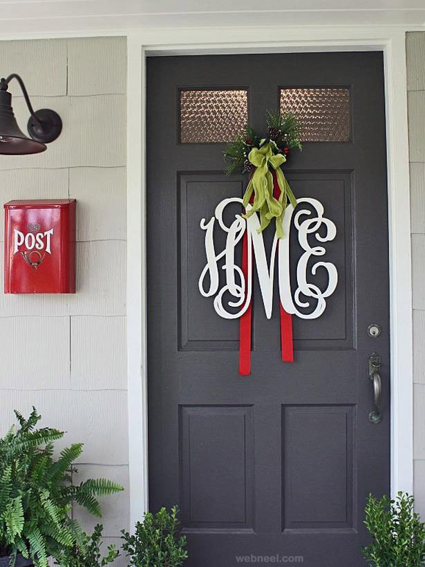 Outstanding Initials for Front Door Decorations 615 x 821 · 117 kB · jpeg