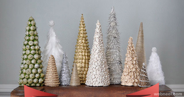25 Beautiful Christmas Tree Diy Ideas For Your Inspiration