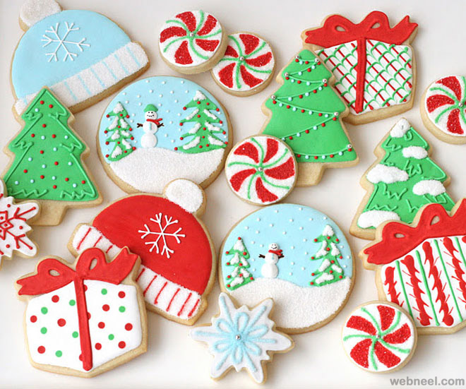 10 Best Christmas Cookie Designs And Decoration Ideas For You