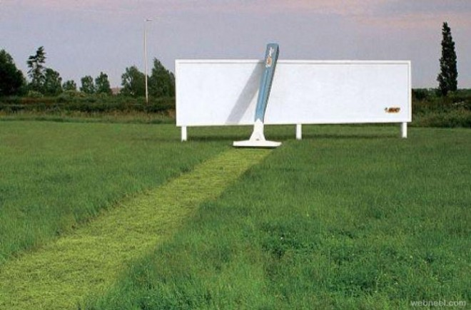 outdoor advertising ideas advertising ideas
