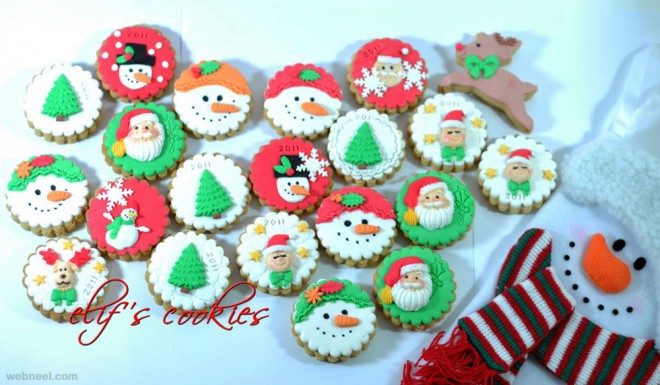 easy christmas cookie decorating ideas