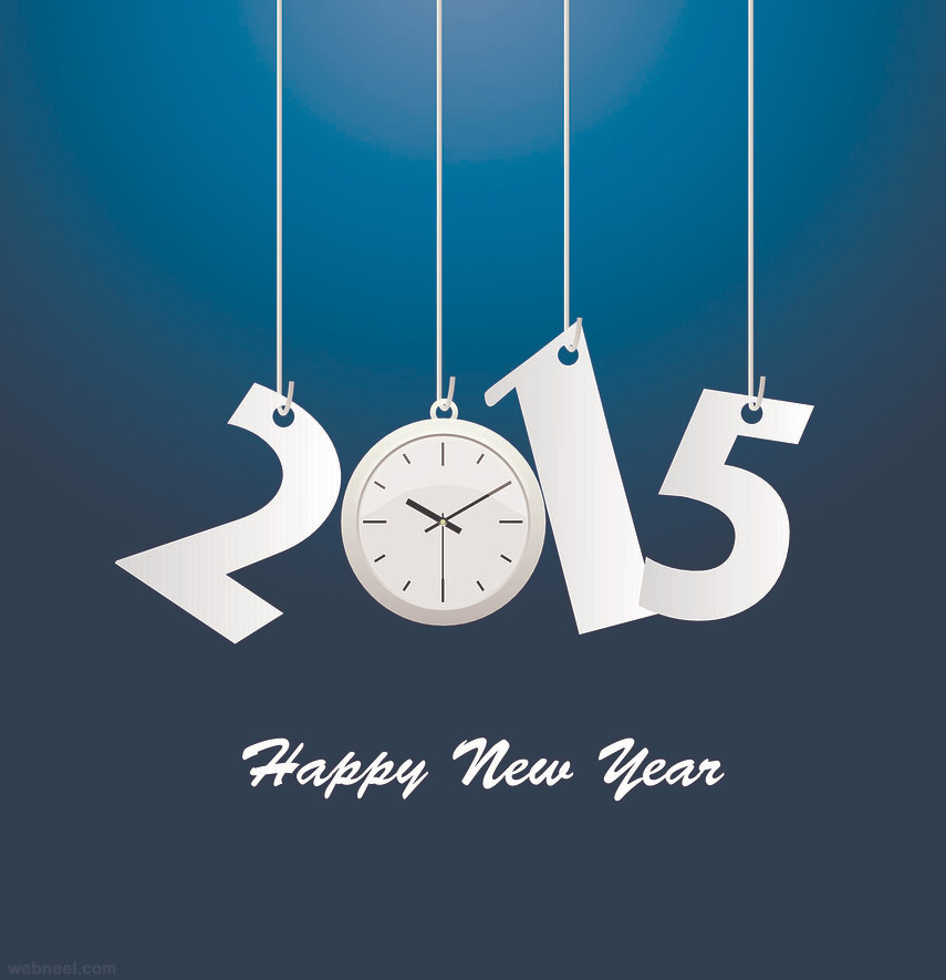 New year greeting card design 2015 16 preview new year greeting card design 2015 m4hsunfo