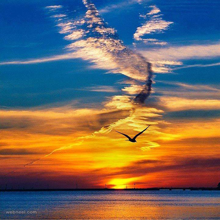 Beautiful Sunrise Photography By Natures Finest Captures Full Image