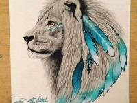 lion-art-drawing-by-scandy-girl
