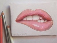 lip-color-pencil-drawing-by-my-drawings-aby