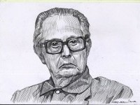 rklaxman-pencil-drawing-by-jay-salian