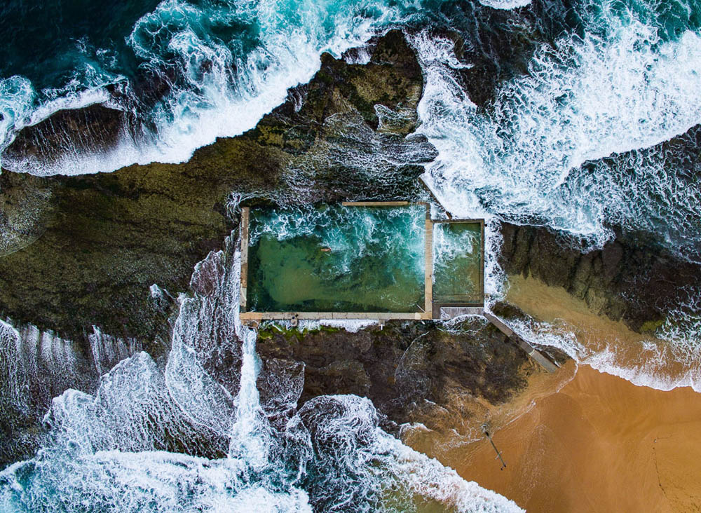 rock pool award winning photography by todd kennedy