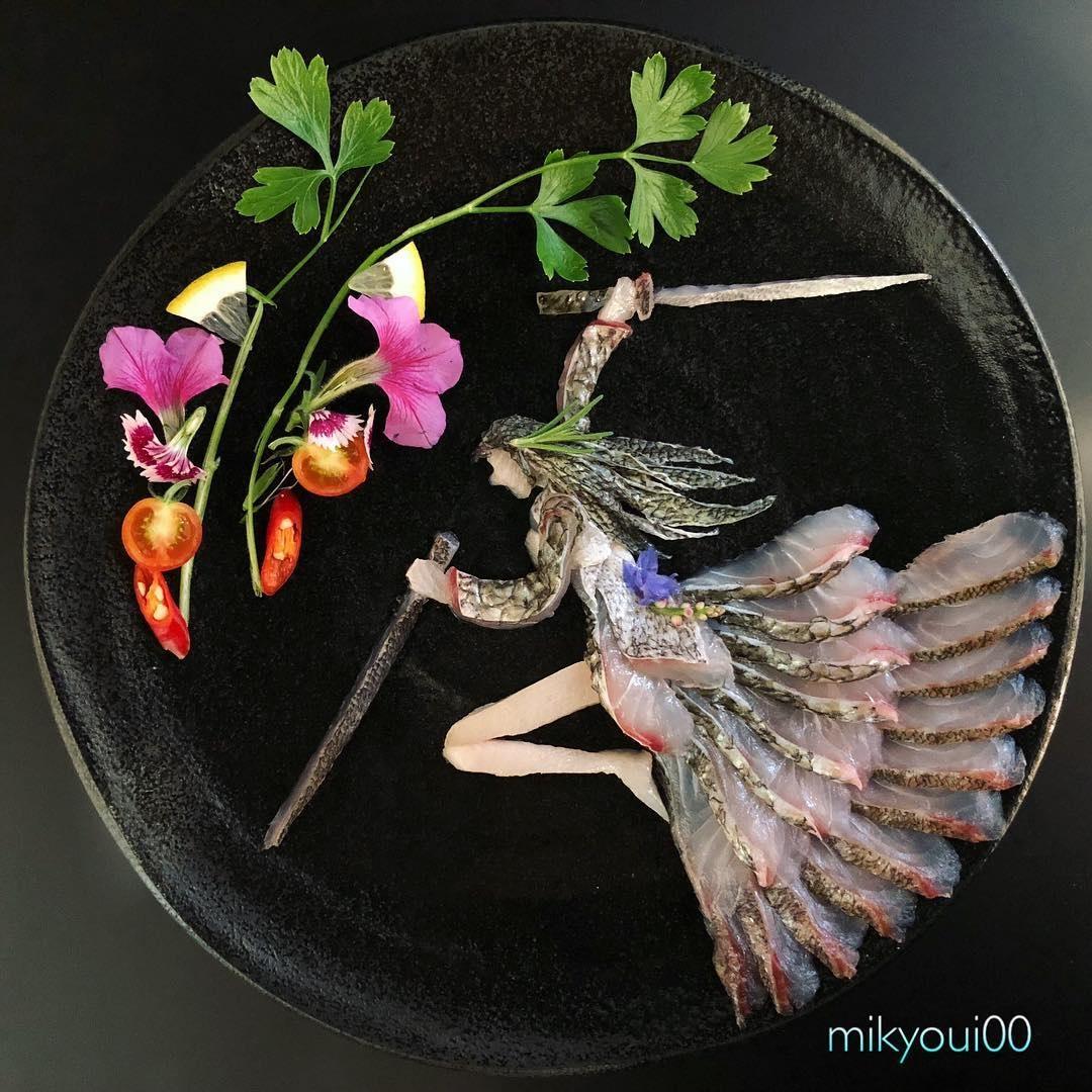 food art idea flywar