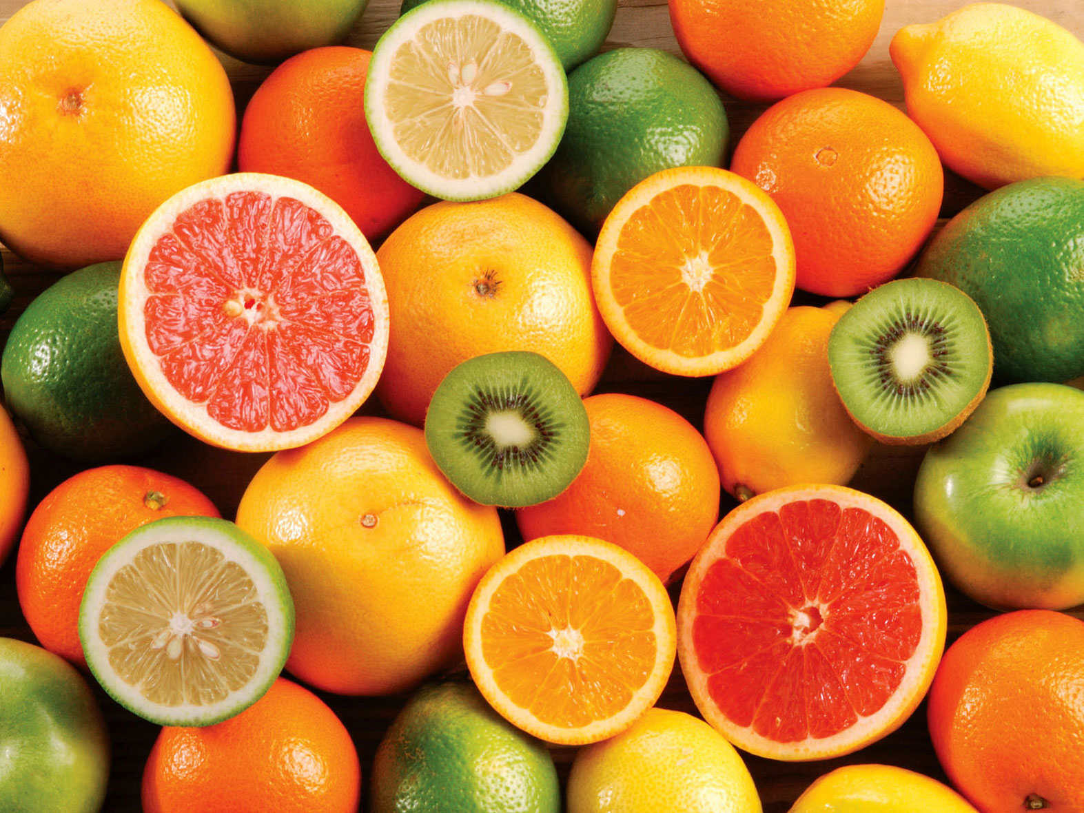 free photo delicious fruit background by stockvault