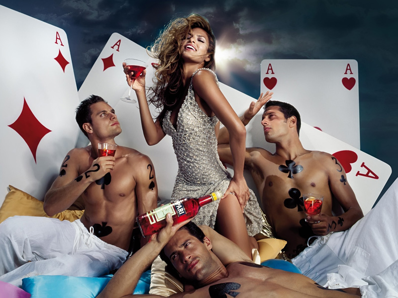 Best Photography   campari advertising