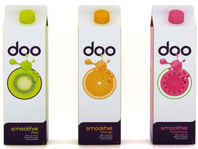 Design   More Imaginative package design fruit juice packaging creative
