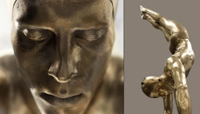 realistic sculpture carole feuerman
