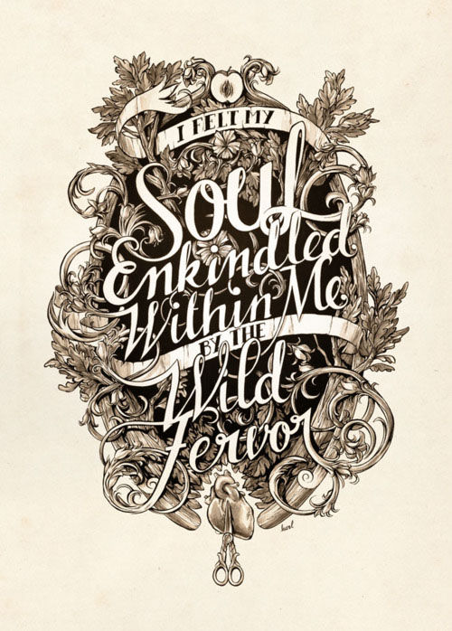 Picture-4 ( 26 Creative Typography Graphic Designs and Illustrations for your inspiration )