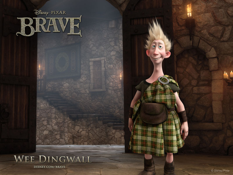 Picture-18 ( 25 Beautiful Character Designs from Oscar Winning Animation Movie Brave )