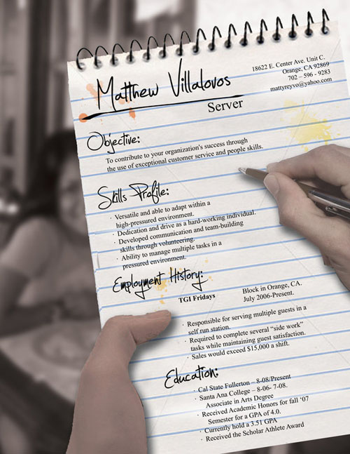 25 creative resume designs that will make you rethink your cv