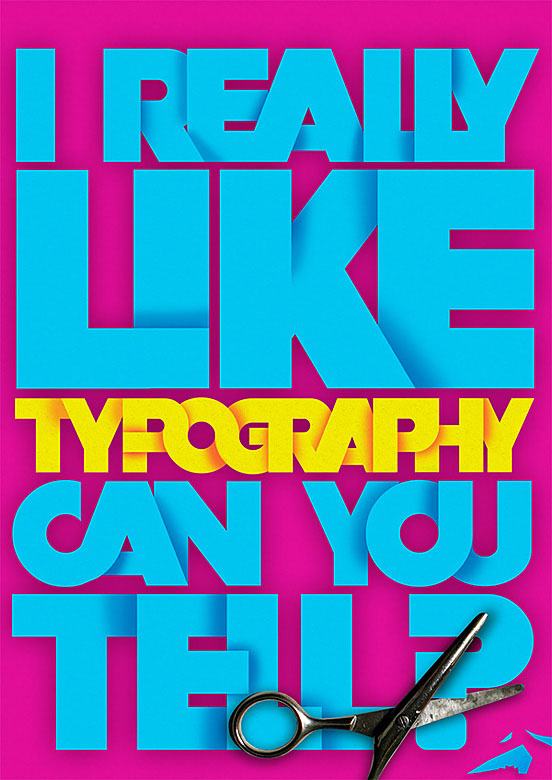 Picture-5 ( 27 Creative Typography Graphic Illustration examples for your inspiration )