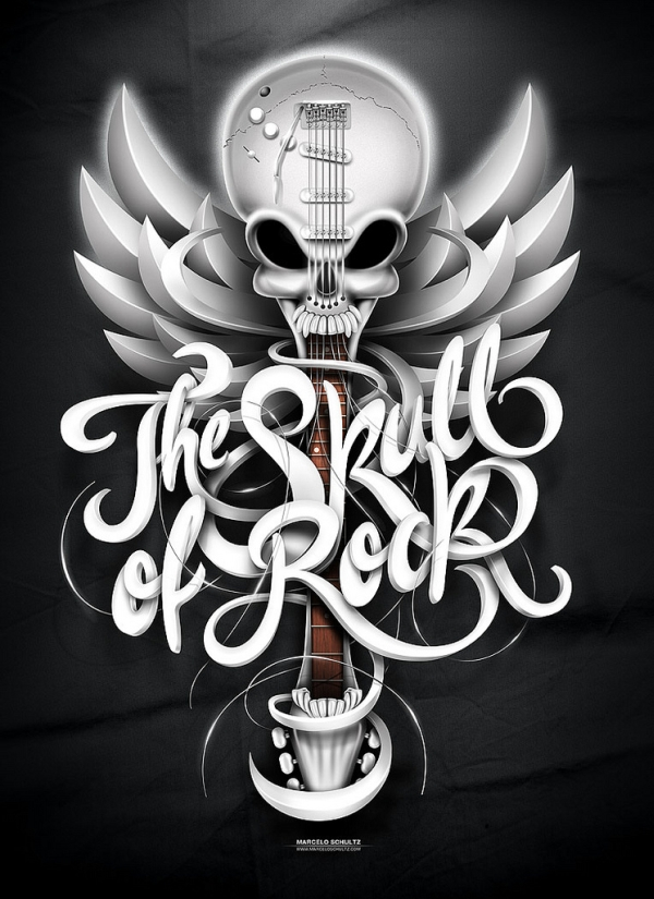 Picture-2 ( 22 Awesome Typography Graphic designs and Artworks for your inspiration )