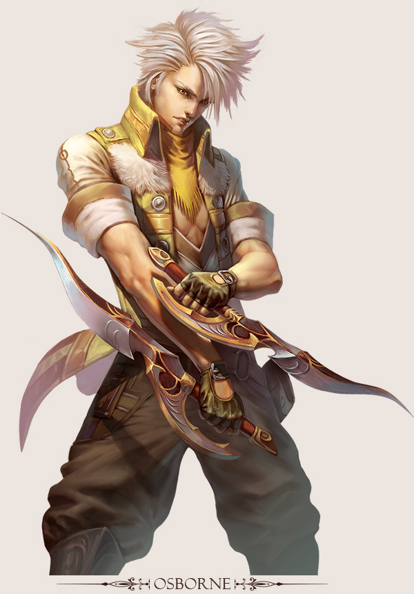game character design fantasy art hong yu (7)