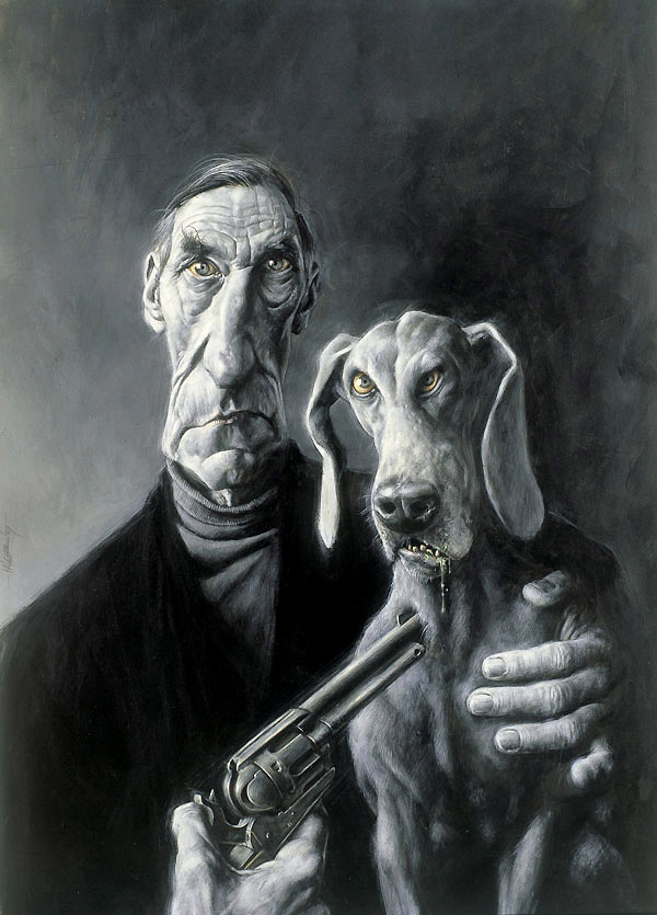 sebastian kruger paintings caricatures (11)