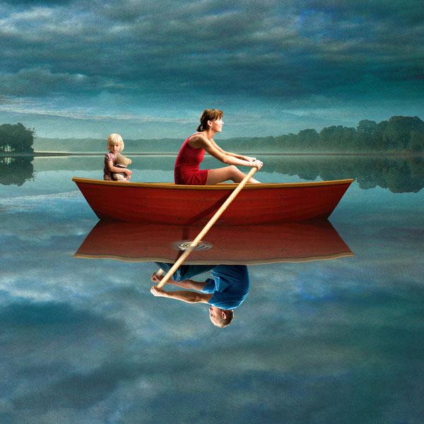 Surreal Illustration Photo Manipulation Igor Morski optical illusion dreams