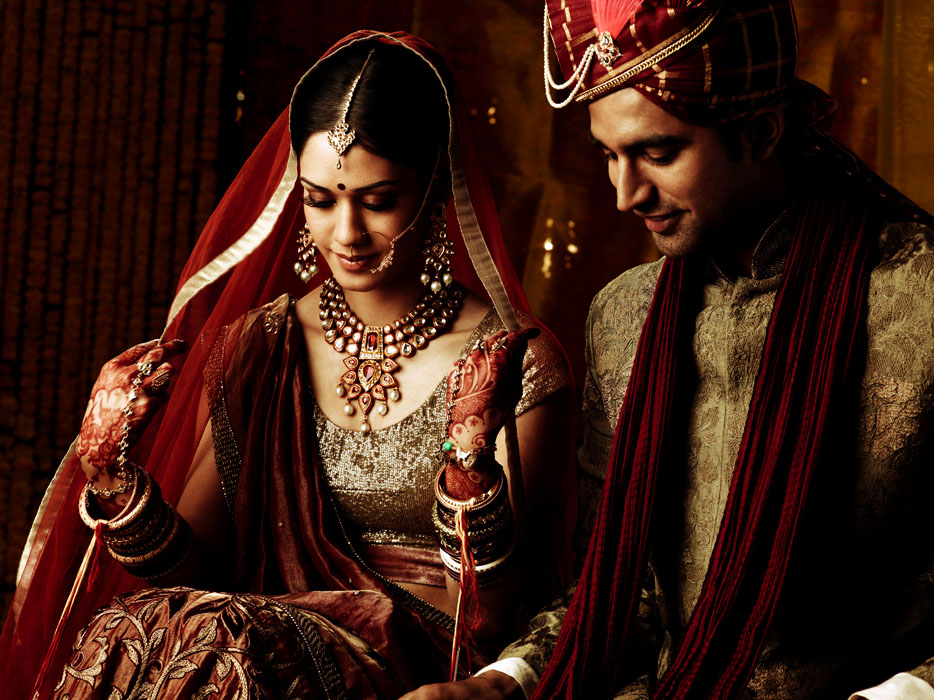 Picture-16 ( 20 Gorgeous Wedding Photographs from Tanishq Wedding Advertisement Gallery )