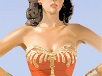 Lynda Carter as Wonder Woman by K. Fairbanks
