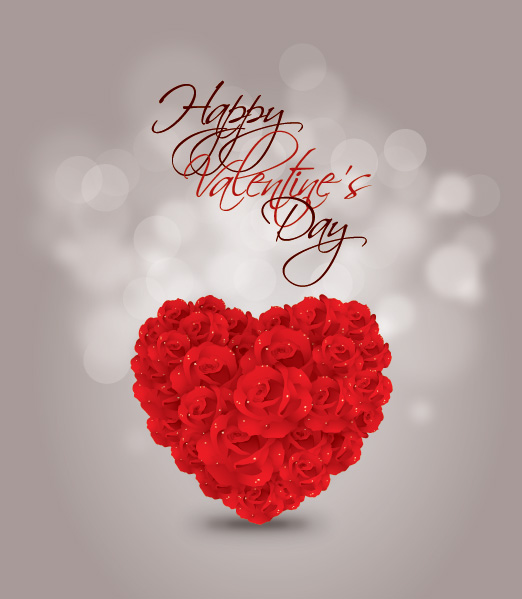 50 Best Valentines Day Design inspiration for you – Valentine Cards Designs