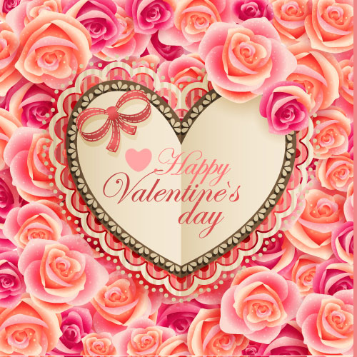 50 Best Valentines Day Design inspiration for you – Valentines Card Image