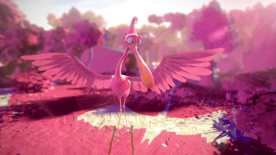 3d animated short film