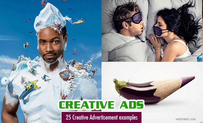 40 Creative Advertising Ideas and Designs from around the world