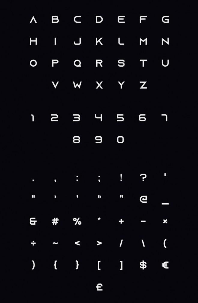 download free font - azonix