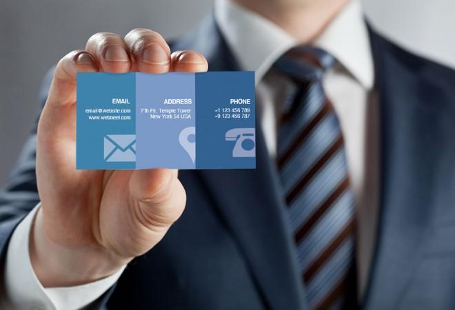 modern business card template 18