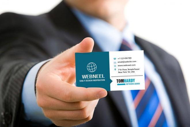 23 modern business card template