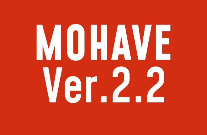 free font - mohave