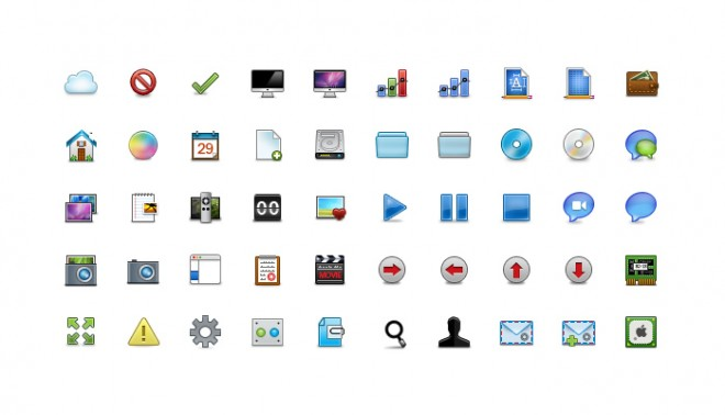 basal icons