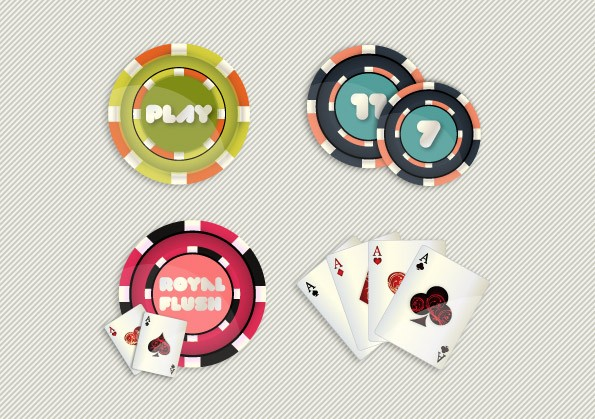 play vector icons