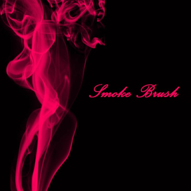 Smoke Brush by eMelody 20 High Quality Abstract Photoshop Brushes   Download