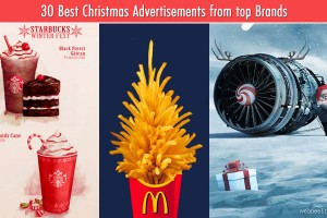50 Best Christmas Advertisements from Top Brand Ads around the world