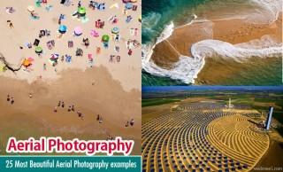 25 Most Beautiful Aerial Photography examples Around the World