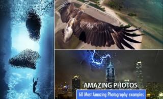 60 Most Amazing Photography examples around the world - Amazing Photos