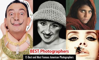 15 Best and Most Famous American Photographers