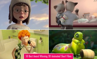 20 Beautiful Award winning 3D Animated Short films for you