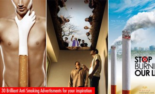 30 Brilliant Anti Smoking Advertisements for your inspiration - Best Posters and Campaigns