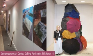 YICCA International Contemporary Art Competition - entries till March 14