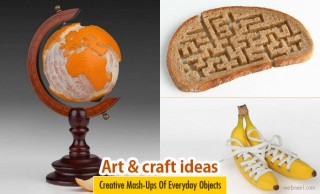 25 Creative Mash-Ups Of Everyday Objects by Martin Roller - Art and Craft Ideas