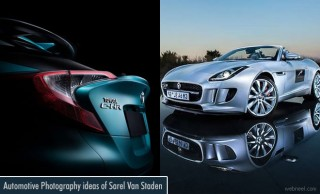 Mind-blowing Automotive Photography ideas of Sarel Van Staden