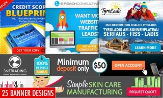 25 Creative Banner Design examples for your inspiration