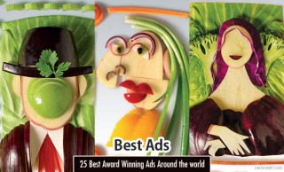 25 Best Ads Around the world for your inspiration - Award Winning Ads