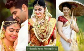 40 Beautiful Kerala Wedding Photography examples and Top Photographers