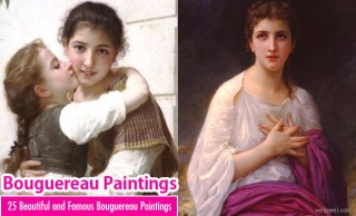25 Beautiful and Famous Bouguereau Paintings - William Adolphe Bouguereau